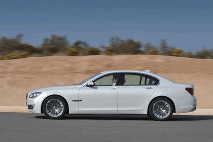 2012 BMW 750d ( F01 ) 7