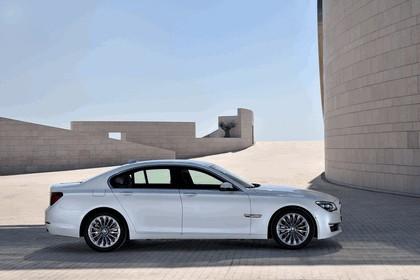 2012 BMW 750d ( F01 ) 8