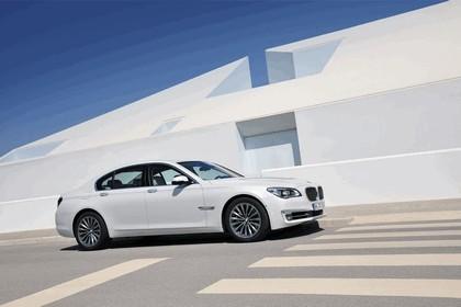 2012 BMW 750d ( F01 ) 10