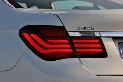 2012 BMW 750d ( F01 ) 15