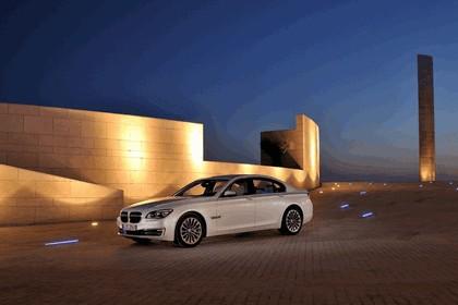 2012 BMW 750d ( F01 ) 19
