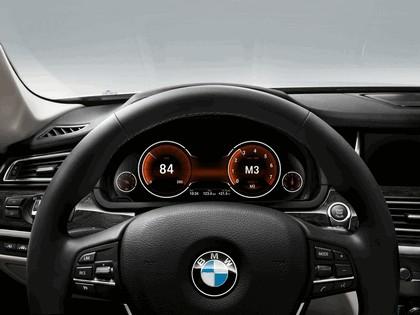 2012 BMW 750d ( F01 ) 31