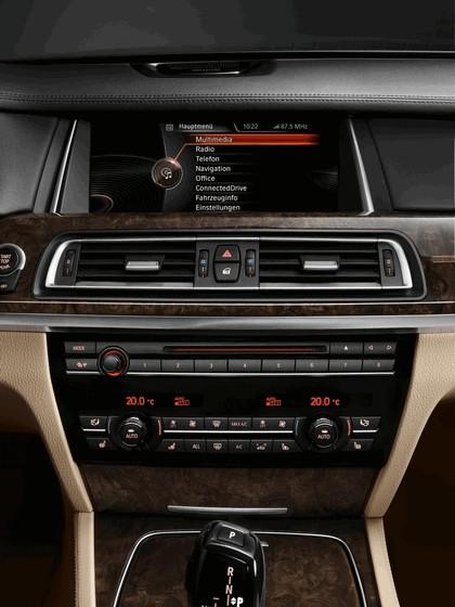 2012 BMW 750d ( F01 ) 37