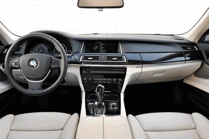 2012 BMW 750d ( F01 ) 41