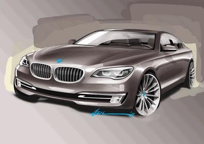 2012 BMW 750d ( F01 ) 42