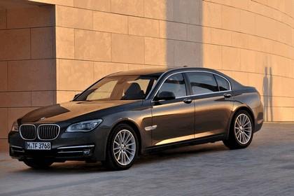 2012 BMW 750Li ( F01 ) 7