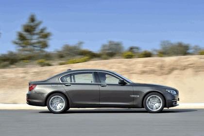 2012 BMW 750Li ( F01 ) 12