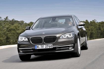 2012 BMW 750Li ( F01 ) 16