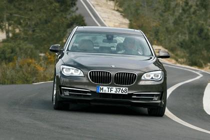 2012 BMW 750Li ( F01 ) 19