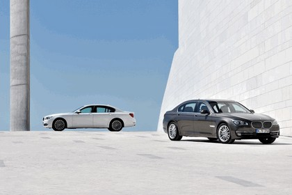 2012 BMW 750Li ( F01 ) 31
