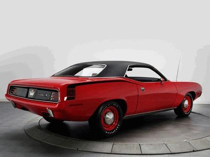 1970 Plymouth Hemi Cuda 3