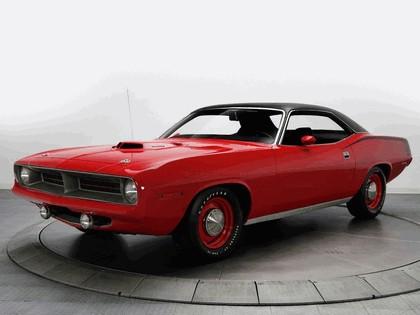 1970 Plymouth Hemi Cuda 4