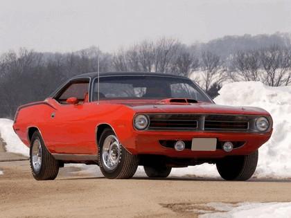 1970 Plymouth Hemi Cuda 6
