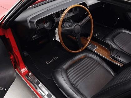 1970 Plymouth Hemi Cuda 11