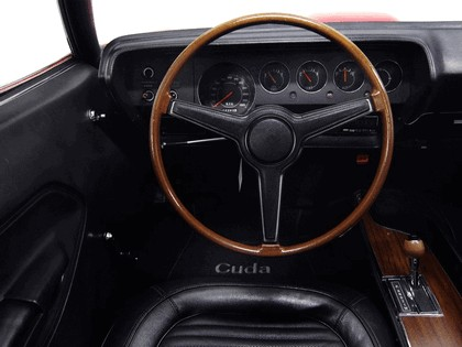 1970 Plymouth Hemi Cuda 12