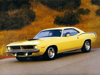 1970 Plymouth Hemi Cuda 17