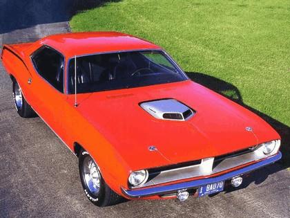 1970 Plymouth Hemi Cuda 18