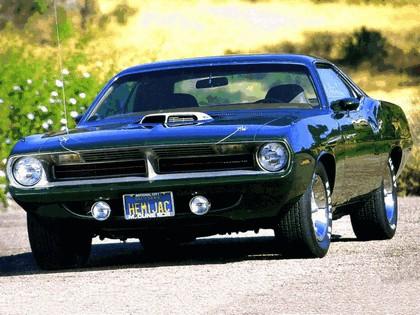 1970 Plymouth Hemi Cuda 19