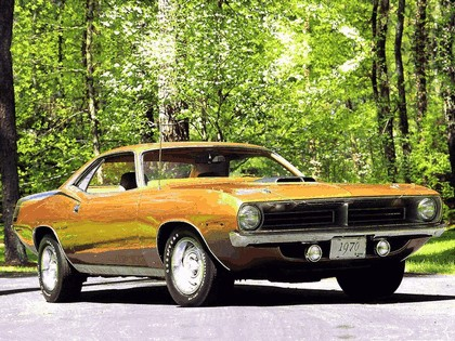 1970 Plymouth Hemi Cuda 20