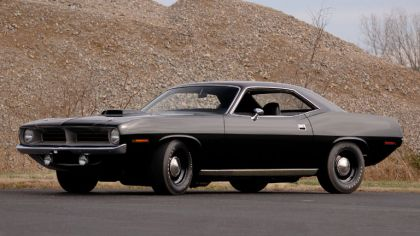 1970 Plymouth Hemi Cuda 7