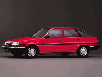 1984 Toyota Carina II ( T150 ) Liftback 1
