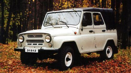 1985 UAZ 31512 4