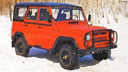 1993 UAZ 31514 9