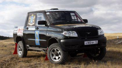 2010 UAZ 23632 Pickup Rally 1