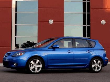 2006 Mazda 3 5-door 5