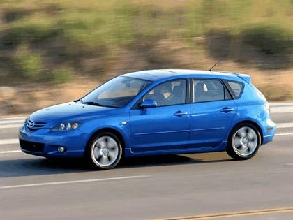 2006 Mazda 3 5-door 9