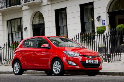 2012 Hyundai i20 - UK version 5