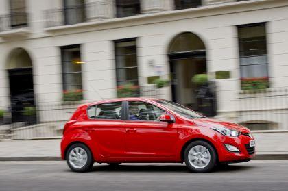 2012 Hyundai i20 - UK version 6