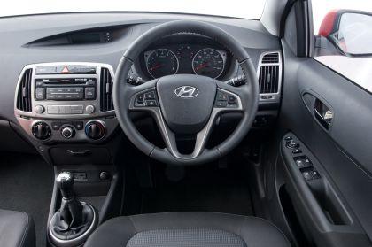 2012 Hyundai i20 - UK version 7
