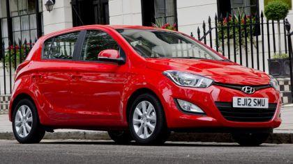 2012 Hyundai i20 - UK version 8