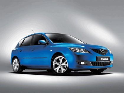 2006 Mazda 3 5-door european version 1