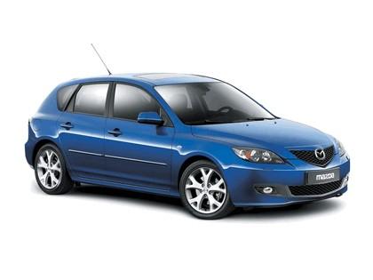2006 Mazda 3 5-door european version 8