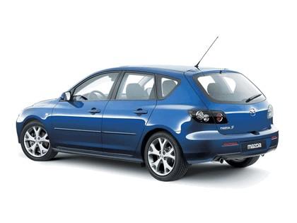 2006 Mazda 3 5-door european version 9