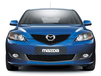2006 Mazda 3 5-door european version 10