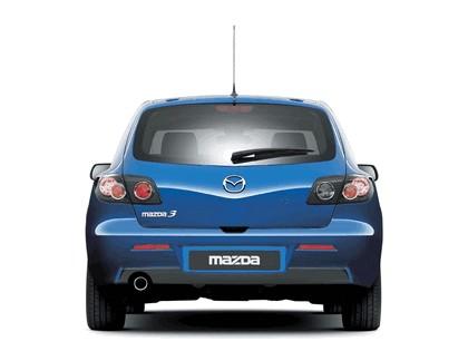 2006 Mazda 3 5-door european version 11