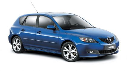 2006 Mazda 3 5-door european version 5