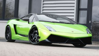 2012 Lamborghini Gallardo LP570-4 Superleggera Green Beret by Wheelsandmore 1