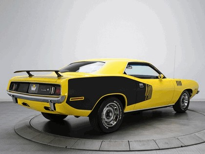 1971 Plymouth Cuda 440 3