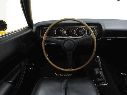 1971 Plymouth Cuda 440 9