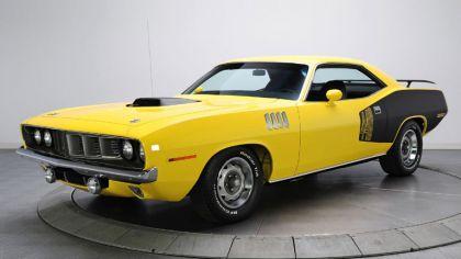 1971 Plymouth Cuda 440 7
