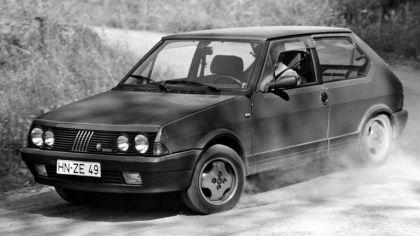 1983 Fiat Ritmo 130TC Abarth 9