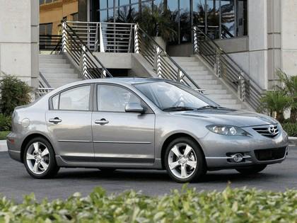 2006 Mazda 3 sedan 1
