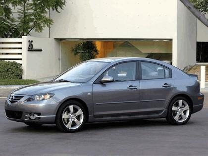 2006 Mazda 3 sedan 2