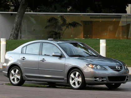 2006 Mazda 3 sedan 3