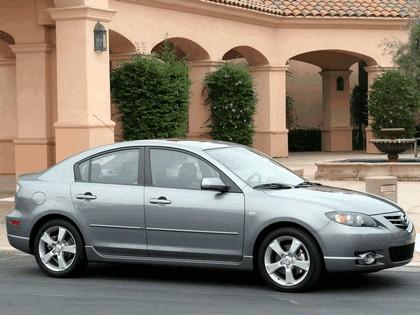 2006 Mazda 3 sedan 4