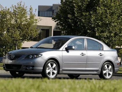 2006 Mazda 3 sedan 8